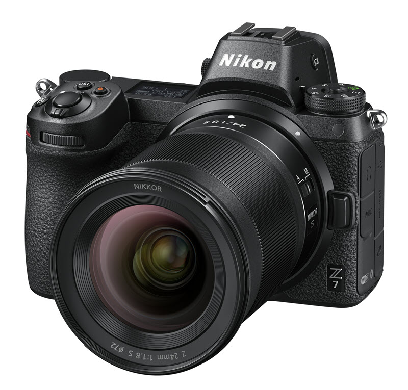 Nikon Nikkor Z 24 mm f/1.8 S : le grand-angle pour les hybrides plein format Nikon