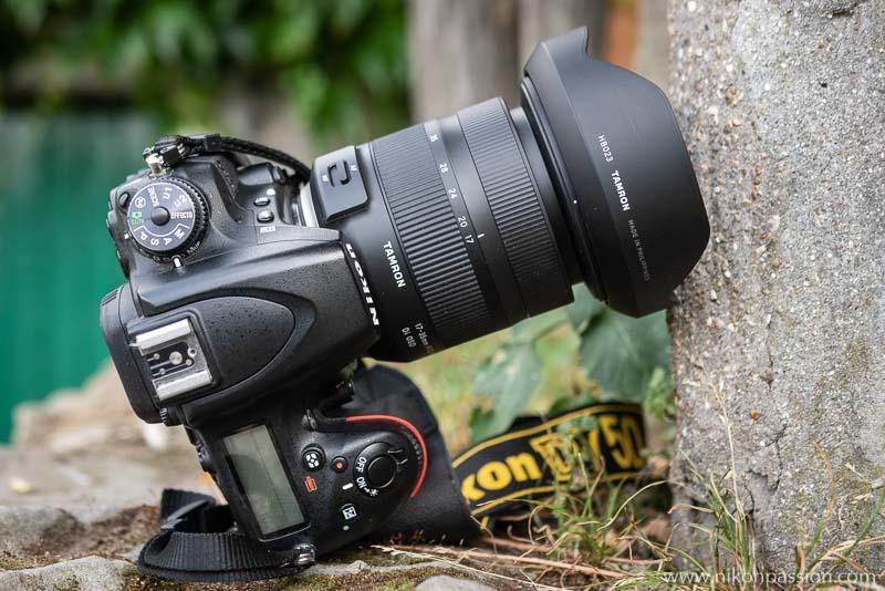 Test Tamron 17-35 mm f/2,8-4 Di OSD
