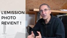 Emission photo Youtube Jean-Christophe Dichant Nikon Passion