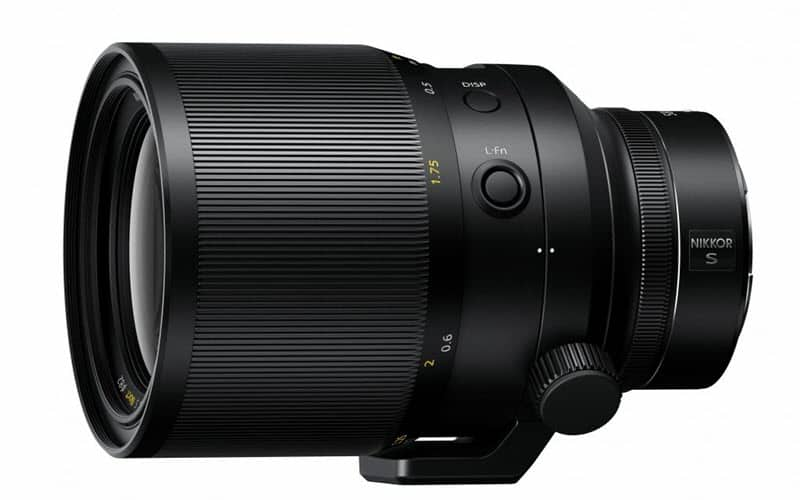 Nikkor Z 58 mm f/0.95 S Noct