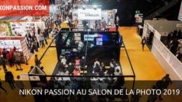 Nikon Passion au Salon de la Photo 2019