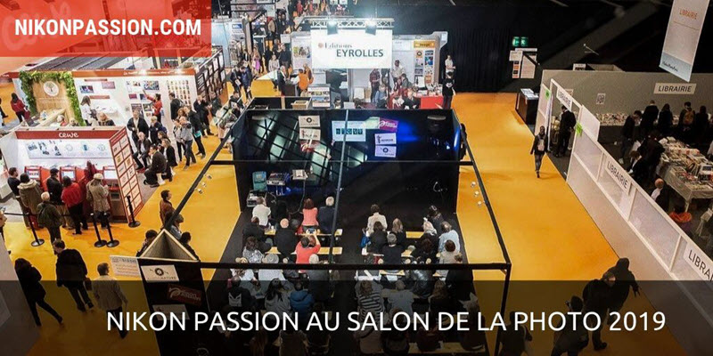 Nikon Passion au Salon de la Photo 2019