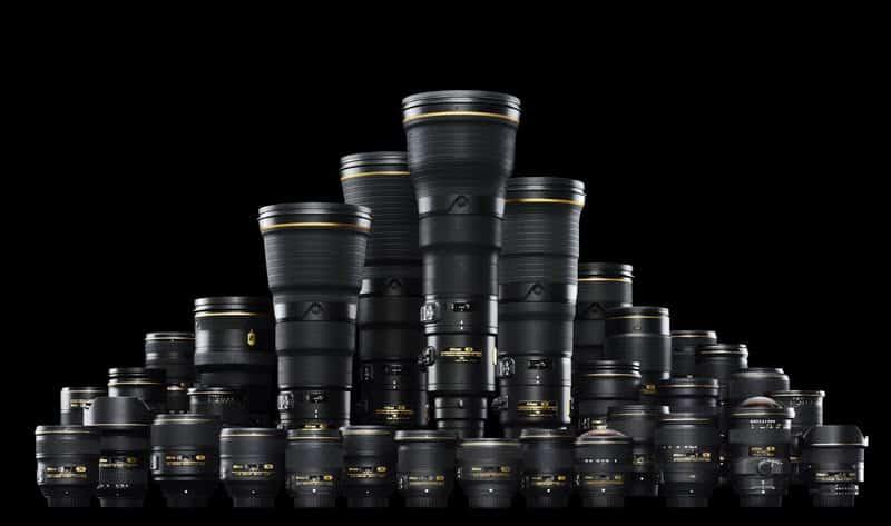 choisir un objectif Nikon dans la gamme Nikon Nikkor