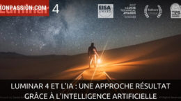 Luminar 4 et l'IA : une approche résultat avec l'aide de l'intelligence artificielle
