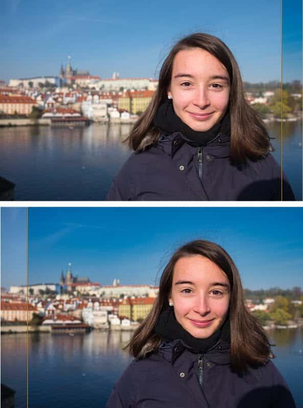 Luminar 4 et l'amélioration des portraits