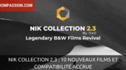 Mise à jour Nik Collection 2.3