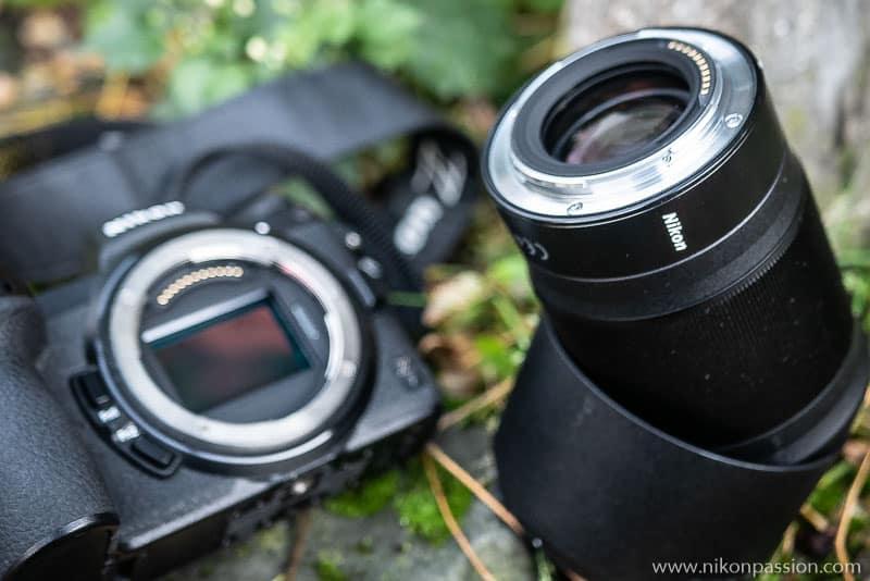 Test Nikkor Z 85 mm f/1.8 S