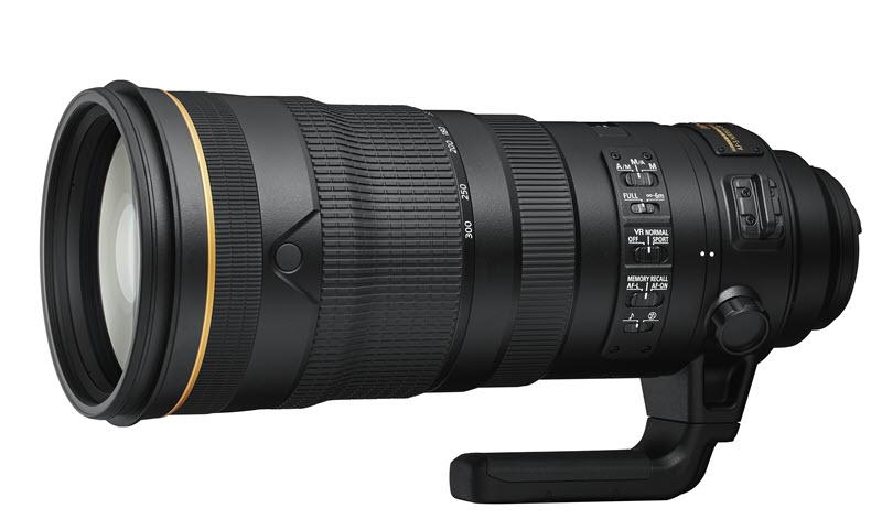AF-S NIKKOR 120-300 mm f/2.8E FL ED SR VR : le zoom téléobjectif qui en remontre aux focales fixes