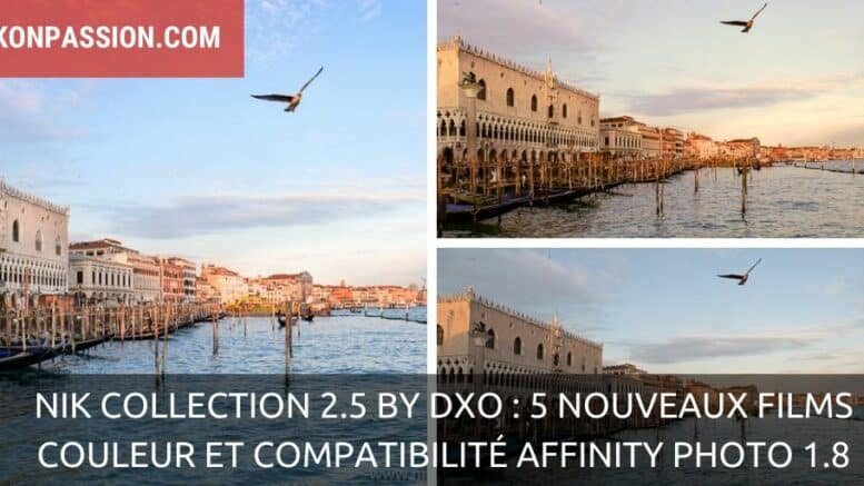 Nik Collection 2.5 by DxO : le goût de l'argentique et des filtres créatifs