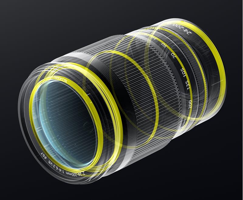 NIKKOR Z 24-200 mm f/4-6.3 VR