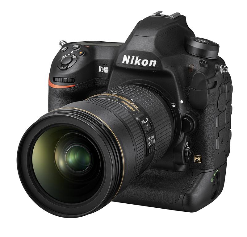 Nikon D6 : présentation, fiche technique,prise en main