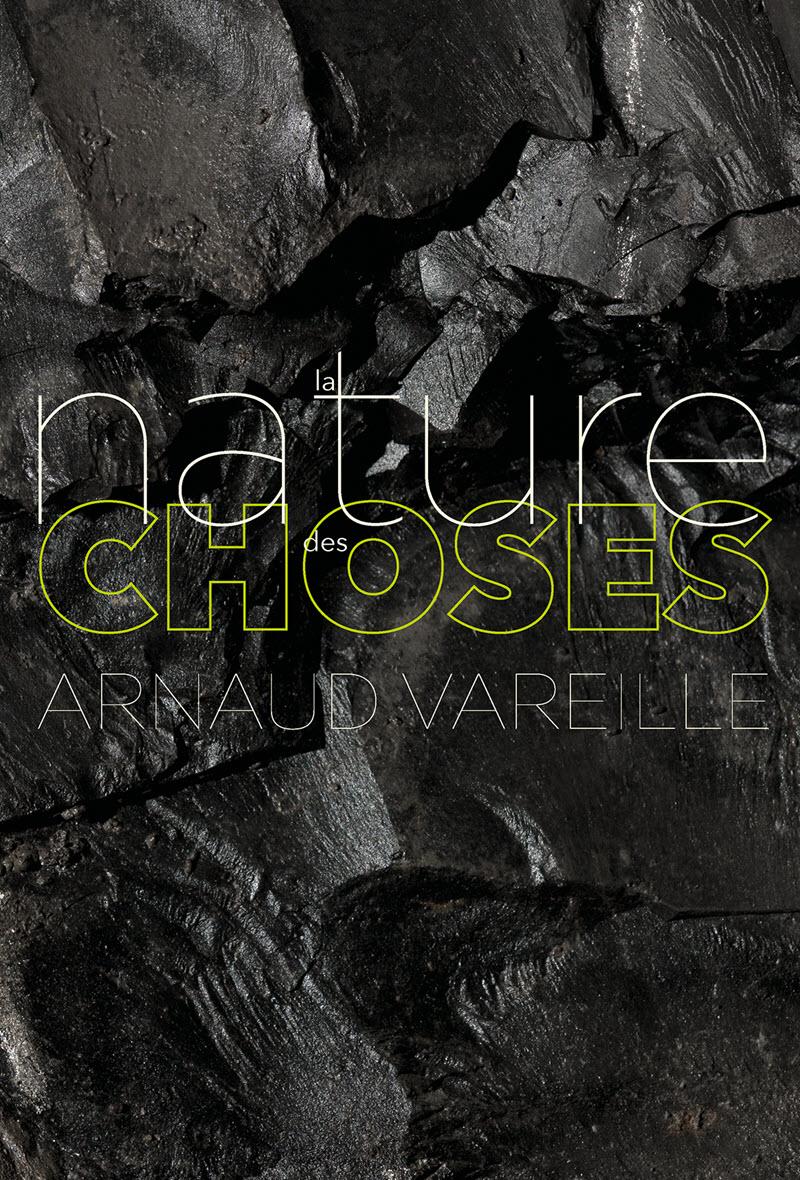 La nature des choses, livre de photographies d'Arnaud Vareille