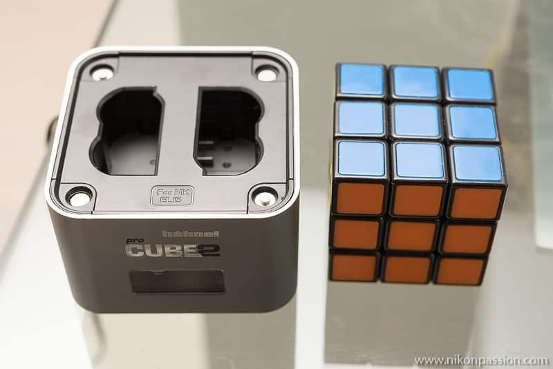Chargeur Pro Cube 2 Hähnel