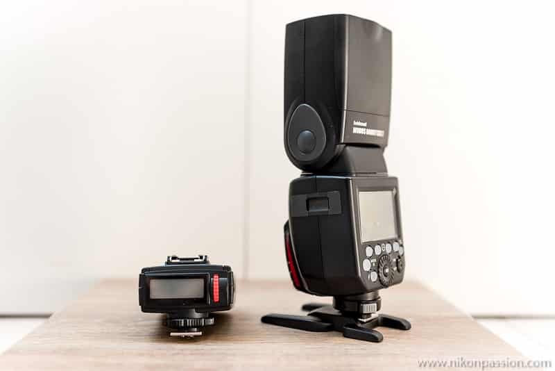 Flash Modus 600 RT MK II Wireless Kit Haenel : il a tout d'un grand !