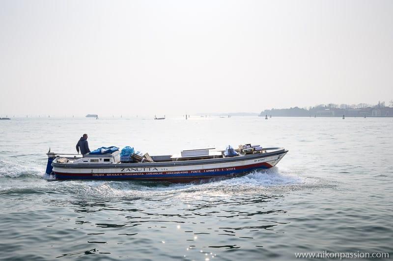 Des photos de Venise avec le Nikon D780
