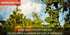 Comment faire des photos de légumes en restant chez soi