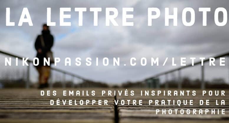 La Lettre photographie de Jean-Christophe Dichant