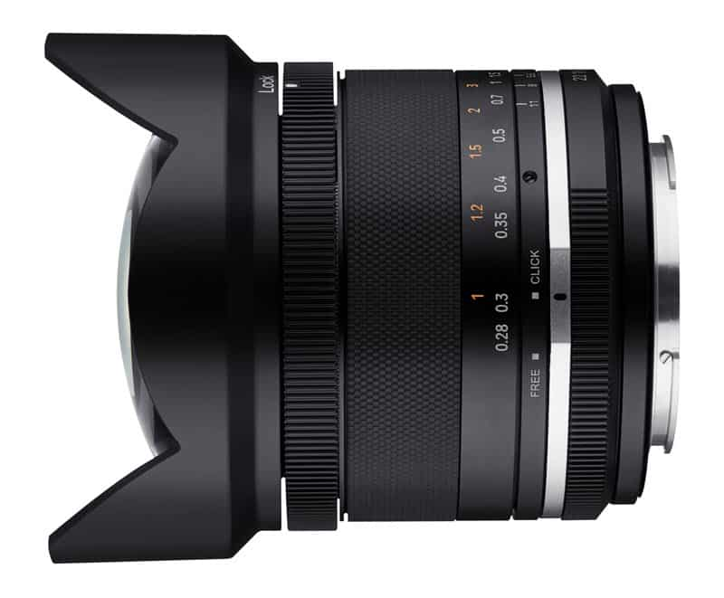 Samyang MF 14 mm f/2.8 MK 2