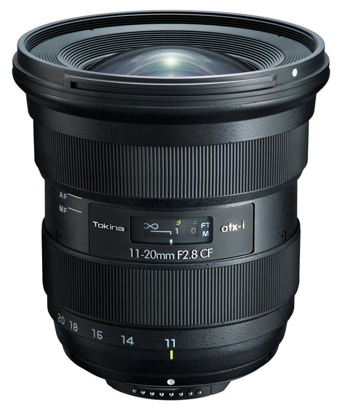 TOKINA atx-i 11-20 mm f/2.8 CF