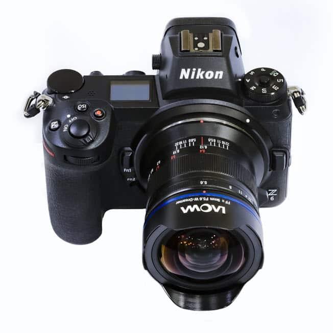 Nikon Z Laowa 9 mm