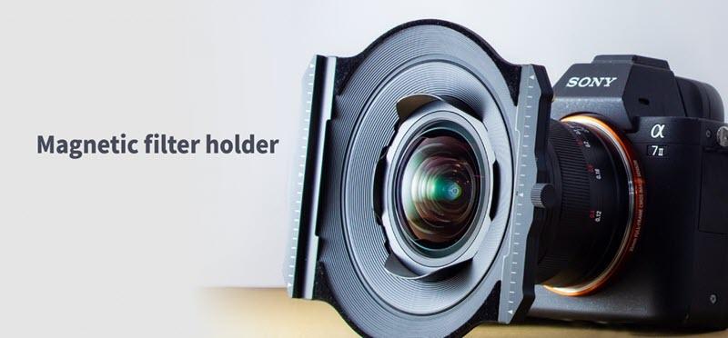 Laowa 9 mm porte-filtre magnétique