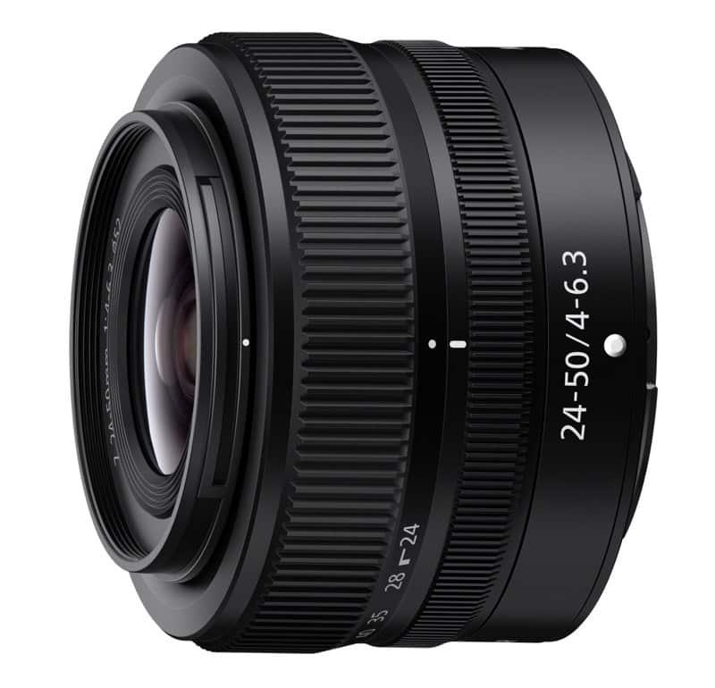 NIKKOR Z 24-50 mm f/4-6.3