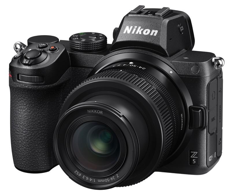 Nikon Z 5 : l'hybride plein format