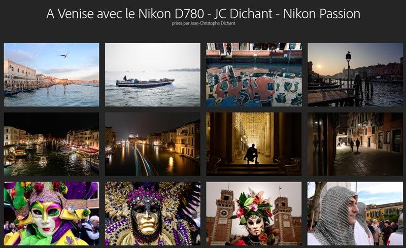 Comment partager des photos avec Adobe Lightroom Web