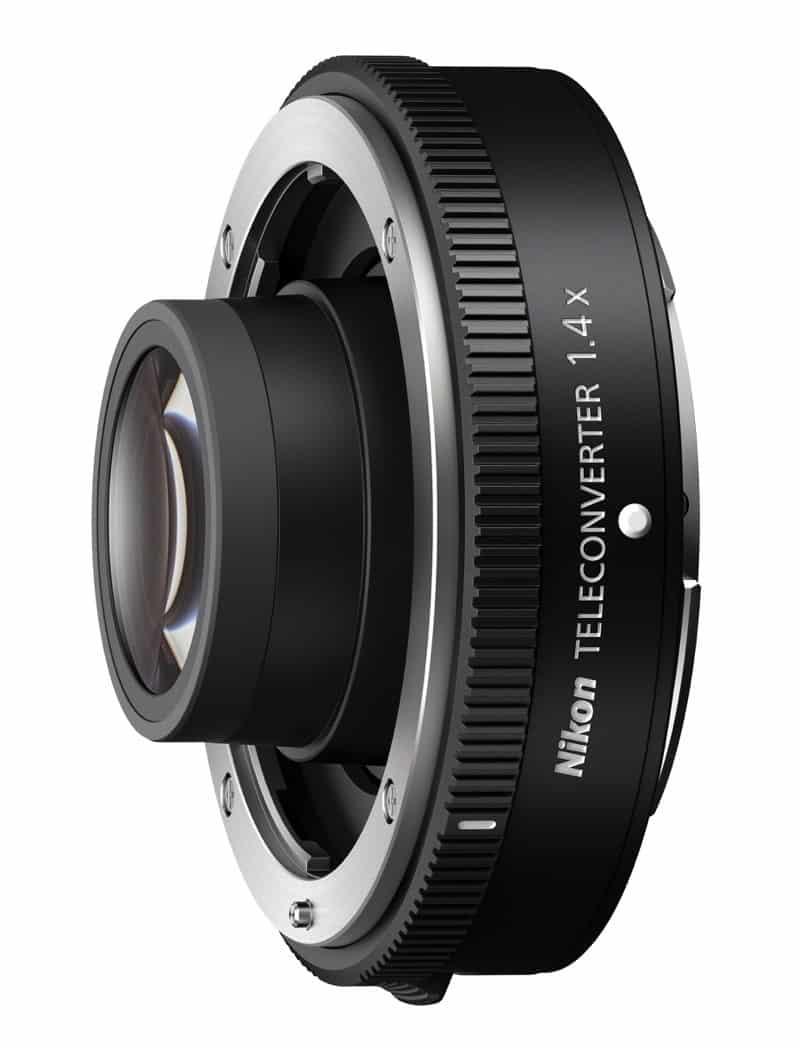 Téléconvertisseur Nikon Z TC-1.4x