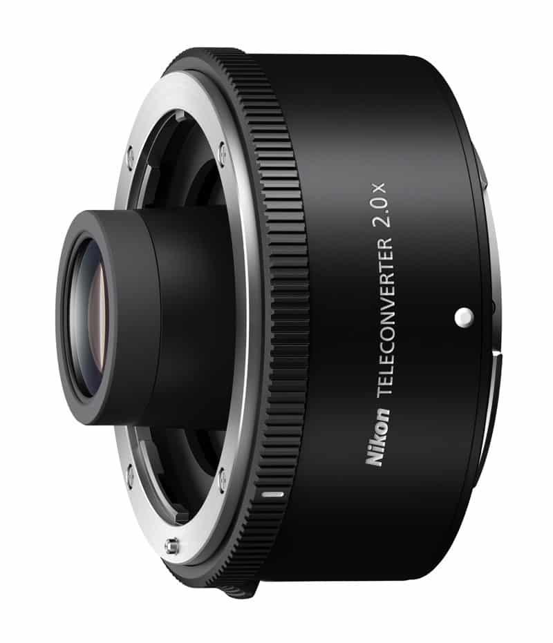 le téléconvertisseur Nikon Z TC-2.0x