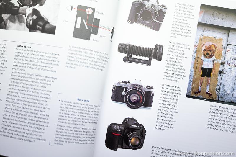 Manuel de photo argentique, matériel, technique, développement