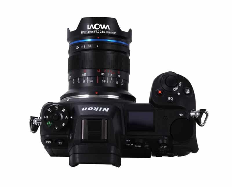 Nikon Z + Laowa 14 mm f/4 FF RL Zero-D