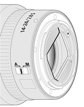 NIKKOR Z 14-24 mm f/2.8 S filtres gélatine couleur