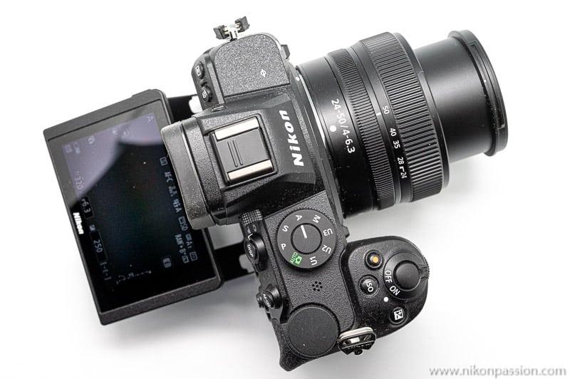 Test Nikon Z 5