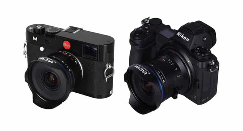 Laowa 11 mm f/4.5 FF RL pour Nikon Z et Leica M