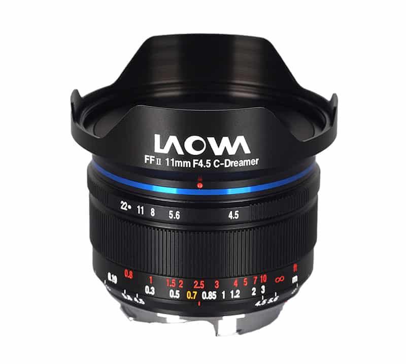 Laowa 11 mm f/4.5 FF RL