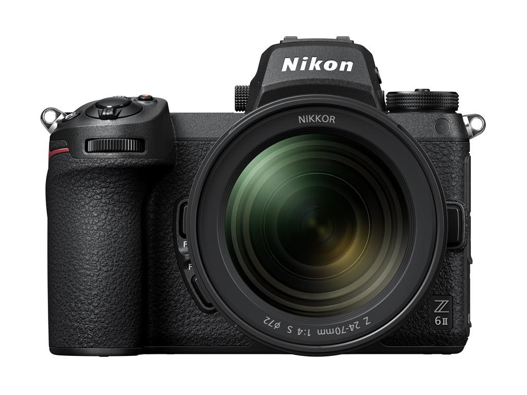 Nikon Z 6 série 2 vu de face