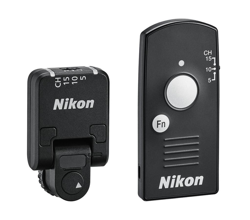 Télécommande radio Nikon WR-T10 + WR-11a pour Nikon