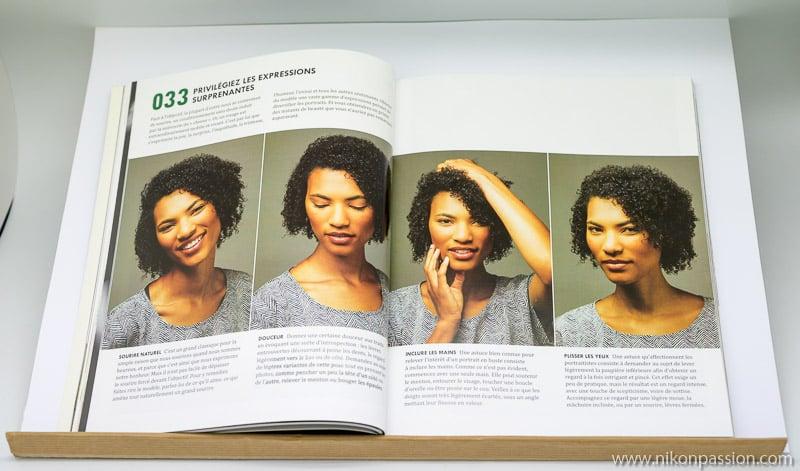 Tout pour réussir la photo de portrait : 228 conseils pratiques