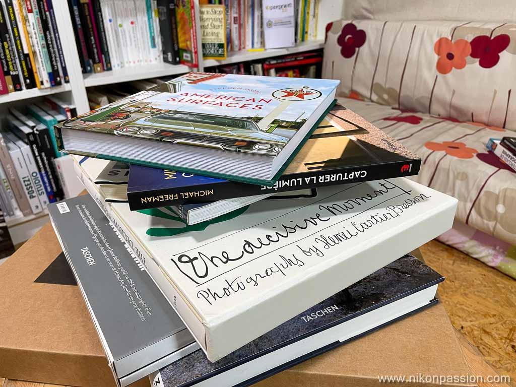 QUels livres de photographie lire ?