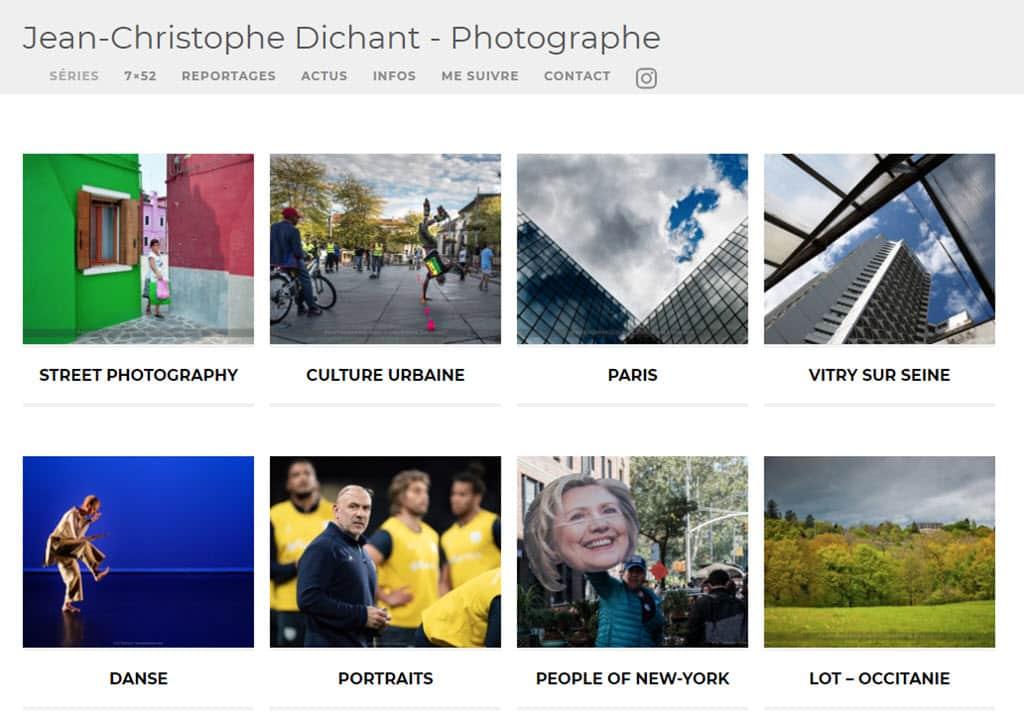 Site photo Jean-Christophe Dichant