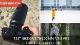 Test NIKKOR Z 70-200 mm f/2.8 VR S : il frôle la perfection