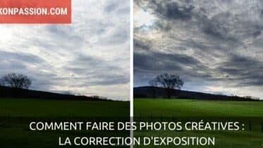 Régler l'exposition pour faire des photos créatives