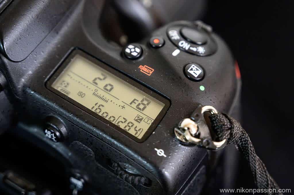 Comment corriger l'exposition sur un reflex ou un hybride Nikon - la correction d'exposition