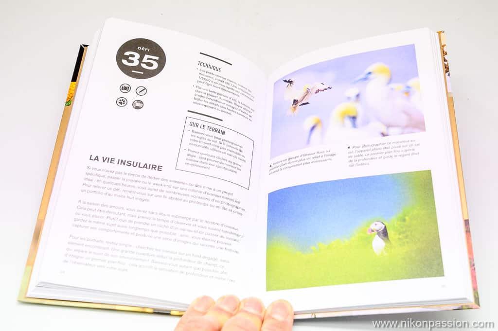 52 défis photo de nature : guide d'inspiration et cahier d'exercices