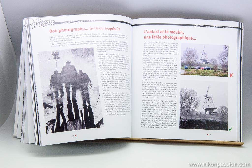 Comment faire des photos en noir et blanc
