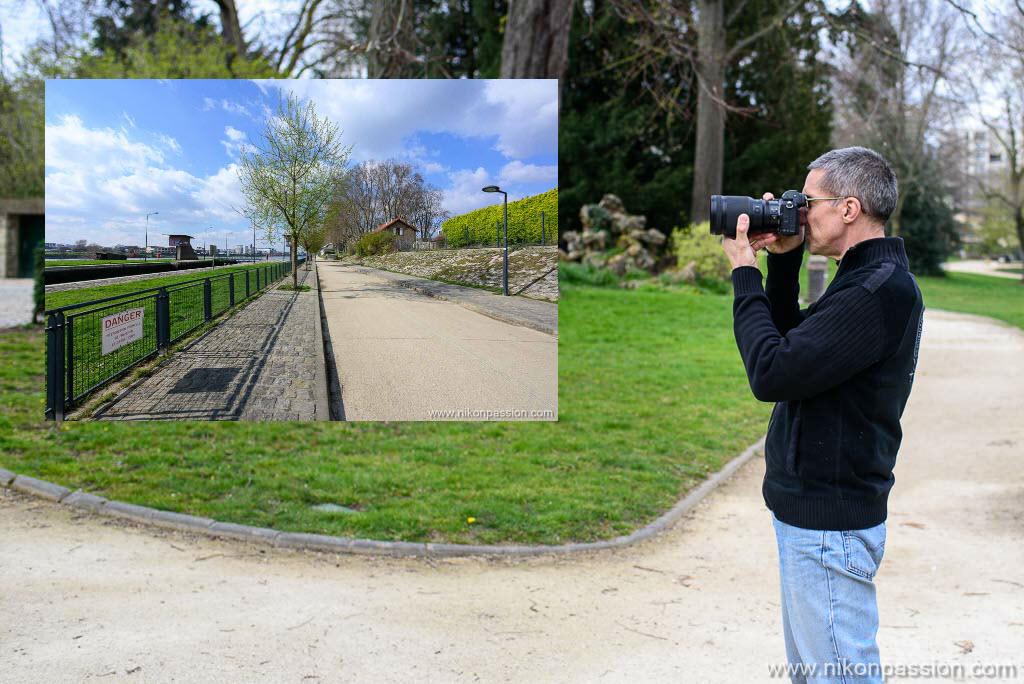 Comment tenir un appareil photo pour faire des photos droites