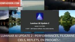 Présentation de Luminar AI Update 2