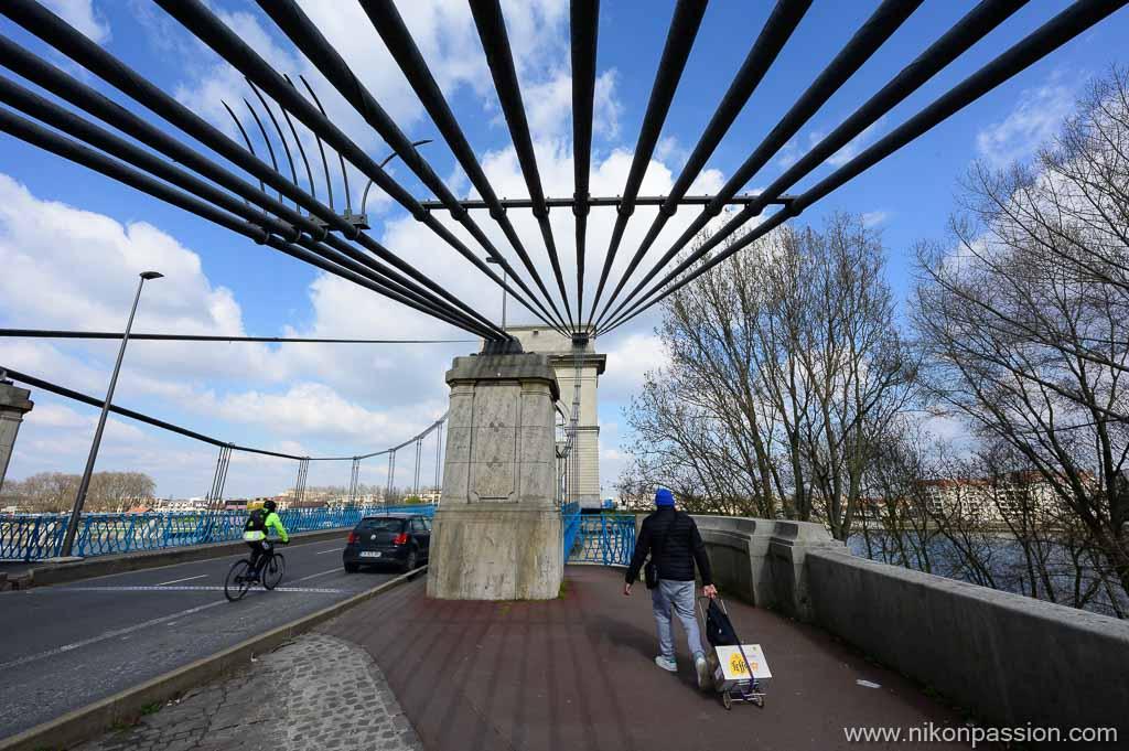 Pont à l'anglais - Vitry sur Seine
