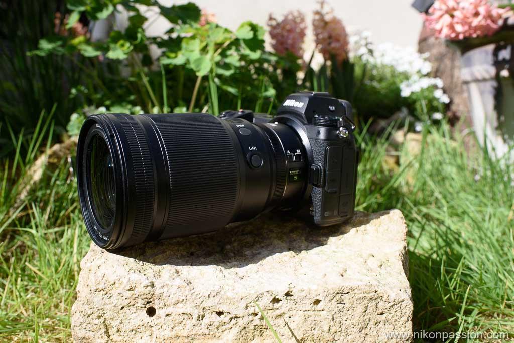 Test NIKKOR Z 50 mm f/1,2 S